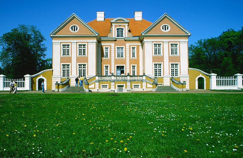 ahemaa-Nationalpark: Palmse, Herrenhaus