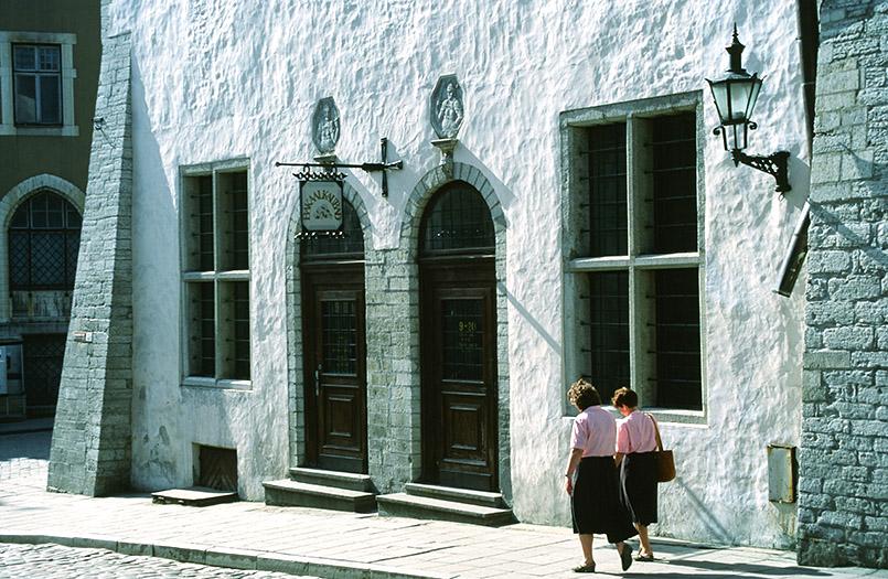 Tallinn: Viru-Straße, Bakaalkaubad
