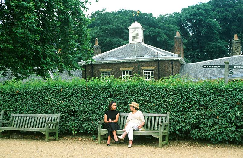Hampstead: Kenwood House