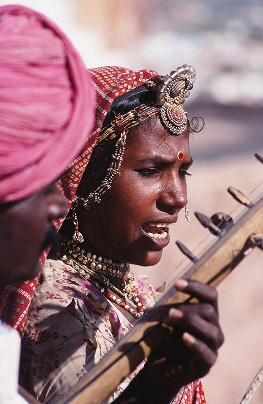 Musikanten in Jodhpur