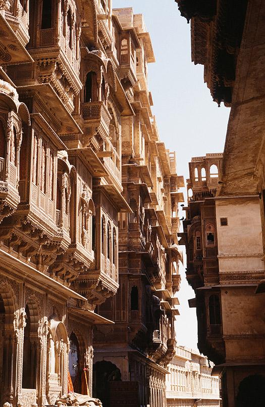 Der Patwan ki haveli von Jaisalmer