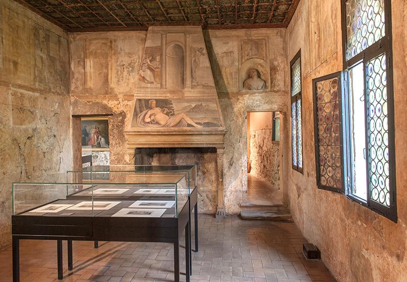 Die Casa del Petrarca in Arquà Petrarca