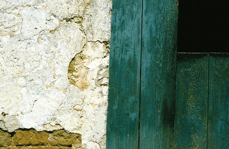 Aliano in der Basilikata: Fassade