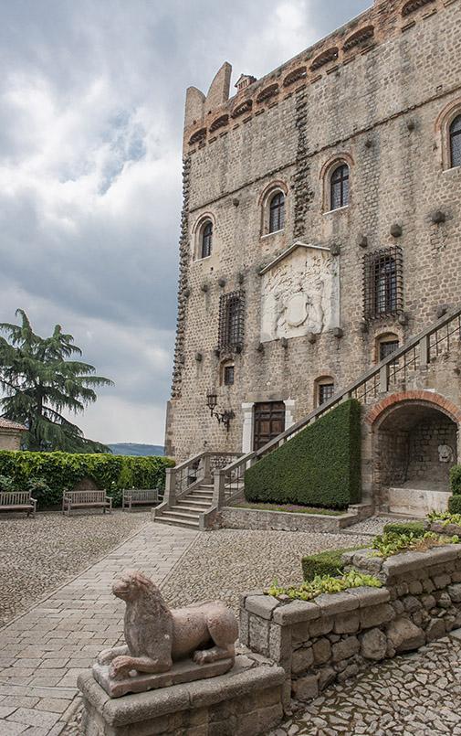 Castello Cini in Monselice