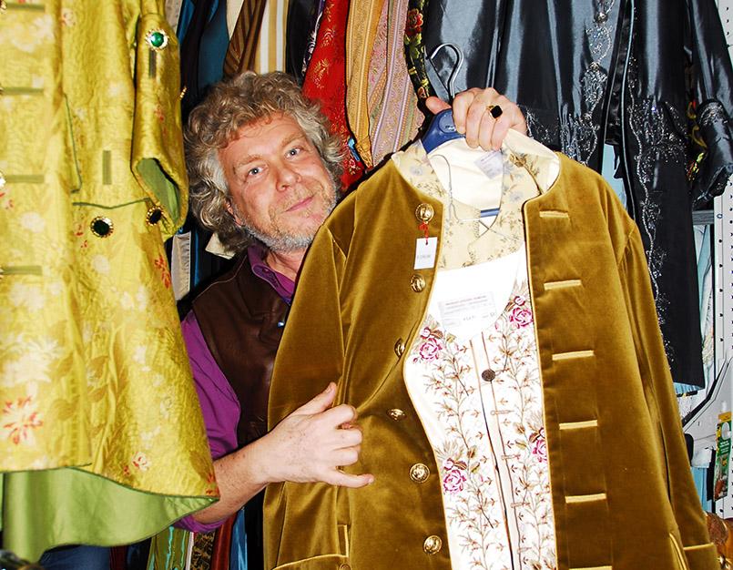 Der Kostümschneider von Venedig: Stefano Nicolao