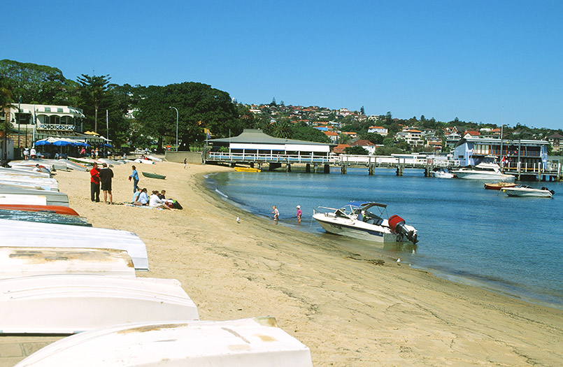 Sydney: Watsons Bay mit Doyles on the Beach