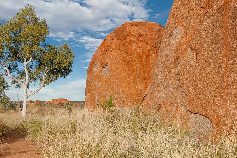 Karlu Karlu (Devils Marbles) im Northern Territory