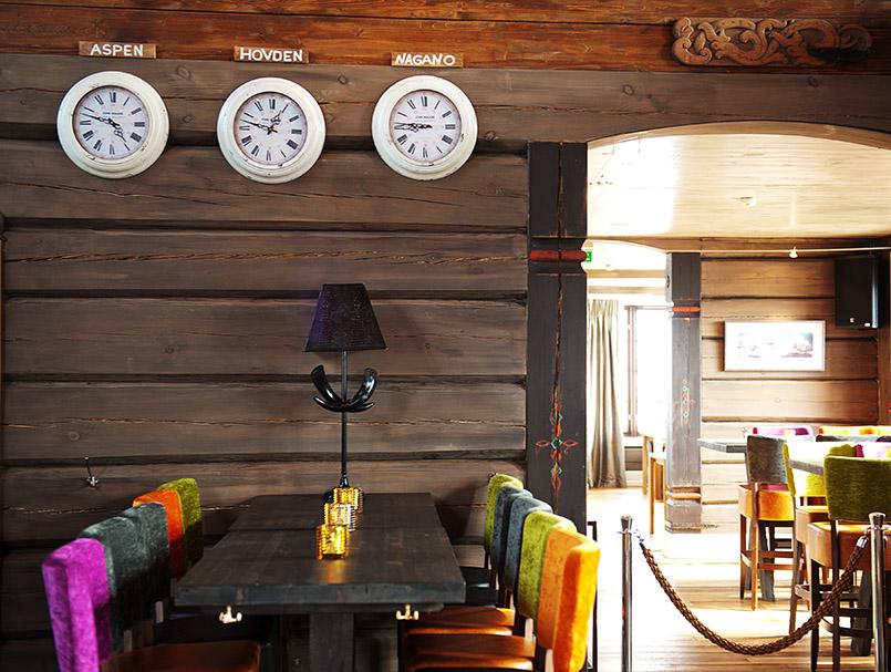 Gemütlich: die Hovden Alpin Lodge