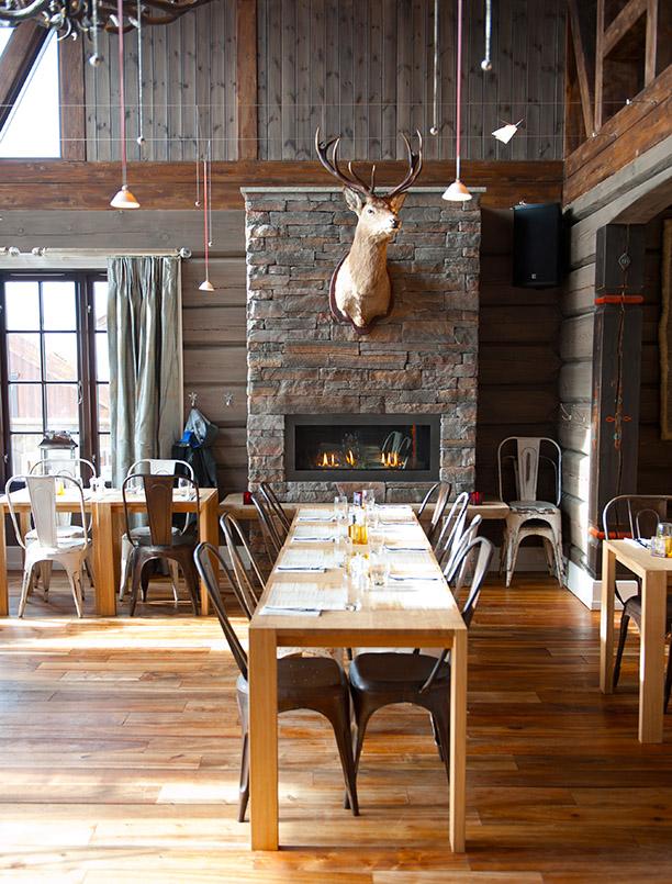 Stylisch und gemütlich: die Hovden Alpin Lodge