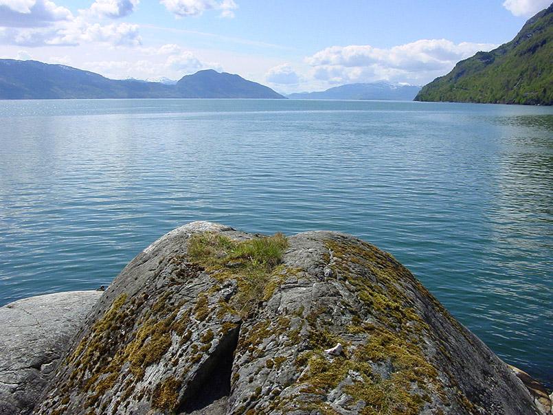 Am Indre Samlafjord