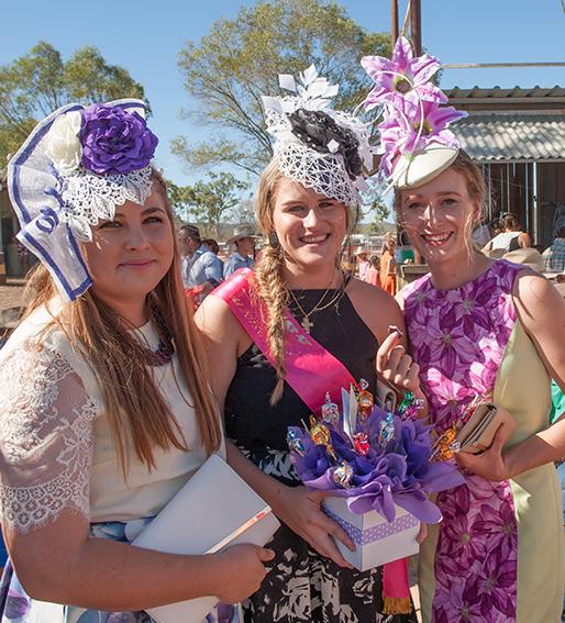 Eureka Creek Rodeo: Auch die Mode der Besucher wird prämiert