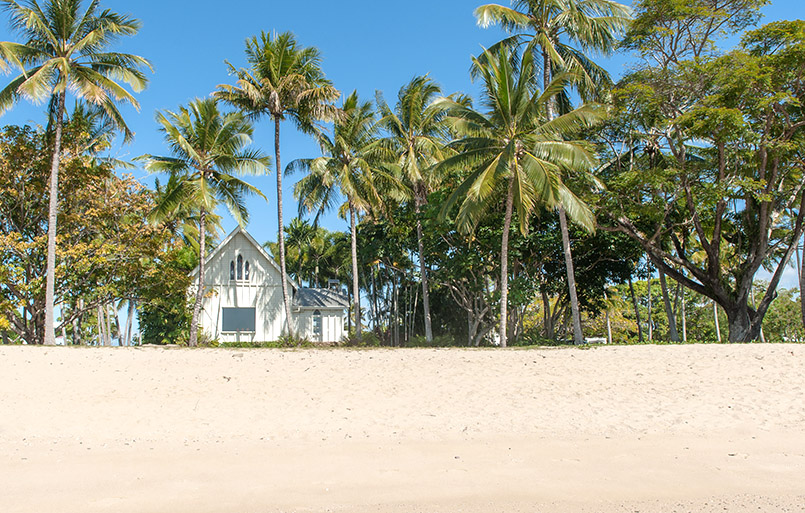 St Mary's by The Sea in Port Douglas