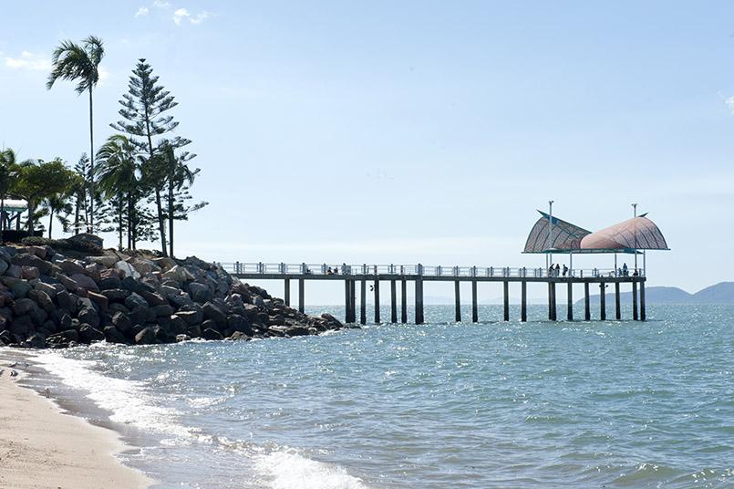 The Strand von Townsville