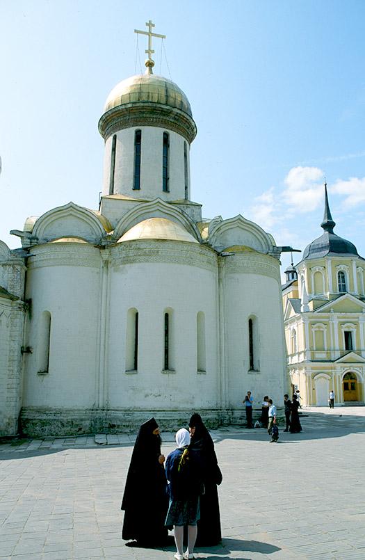 Sagorsk: Troitsky-Kathedrale