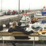 Der Hafen von Arild am Kullen (Kullaberg)