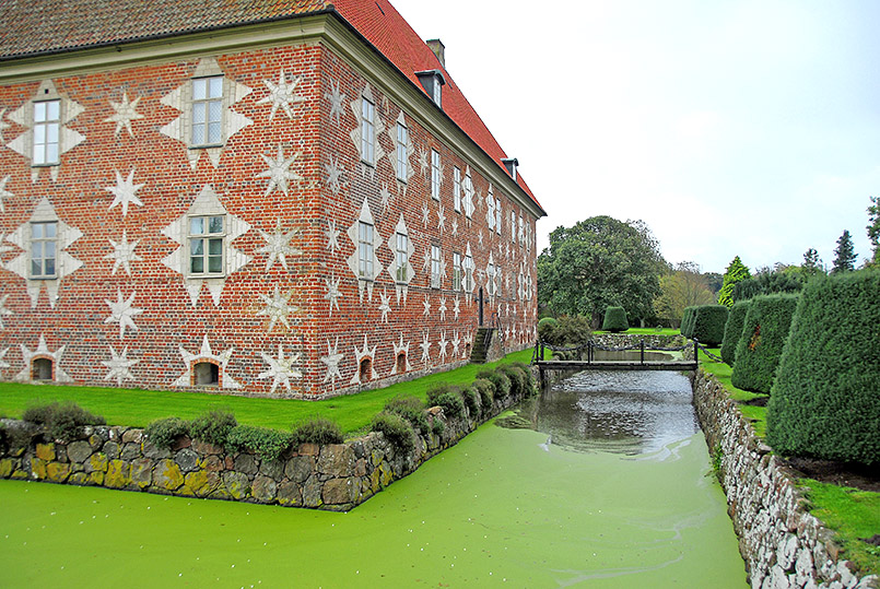 Schloss Krapperup am Kullen (Kullaberg)