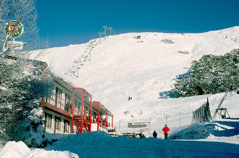 Falls Creek ist Victorias bekanntester Wintersportort