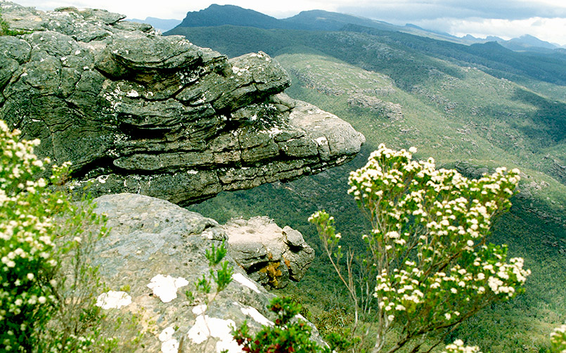Grampians: The Balconies