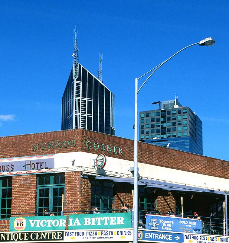 Melbourne: Pub beim Queen Victoria Market