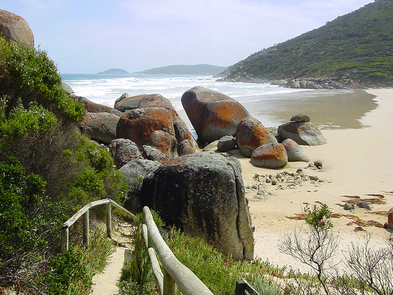 Wilsons Promontory: Whisky Bay