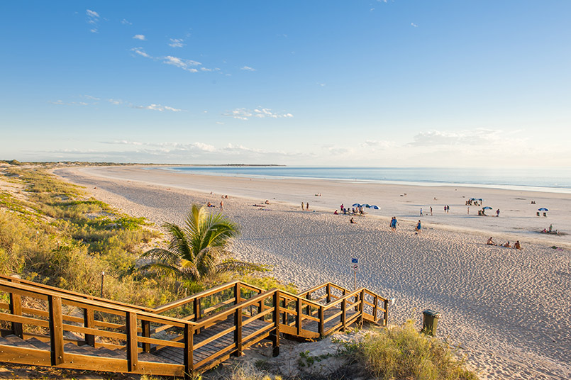 Der Cable Beach von Broome