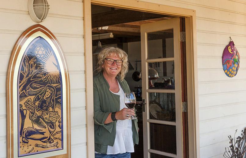 Porongurup: Rosie Singer vom Weingut Zarepath