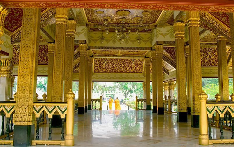 Bangkok: Wat Ratchanadda