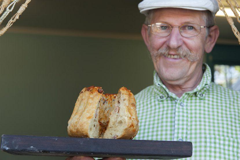 Gotthard Bauer, der Gugelhupfbäcker von Yallingup
