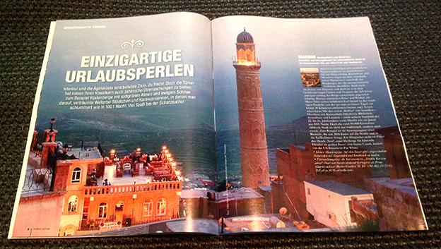 """Unentdeckte Türkei - ein Beitrag von Hilke Maunder für """"Reise vor 9"""""""