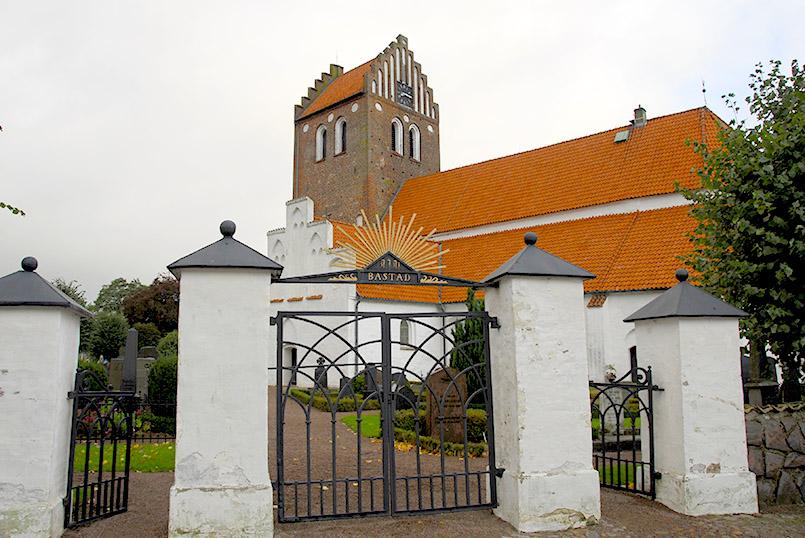 Die Marienkirche von Båstad
