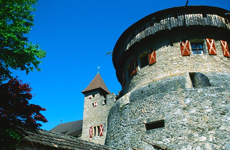 Vaduz: Fürstenschloss